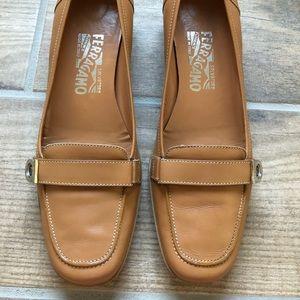Salvatore Ferragamo Women Shoes 7.5 2A
